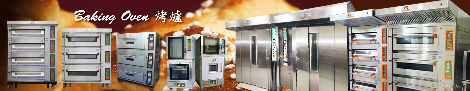 Baking Oven CHANMAG Bakery Machine