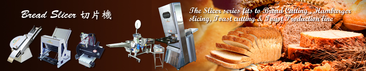 Bread Toast Slicer Cutting Packing-Machine