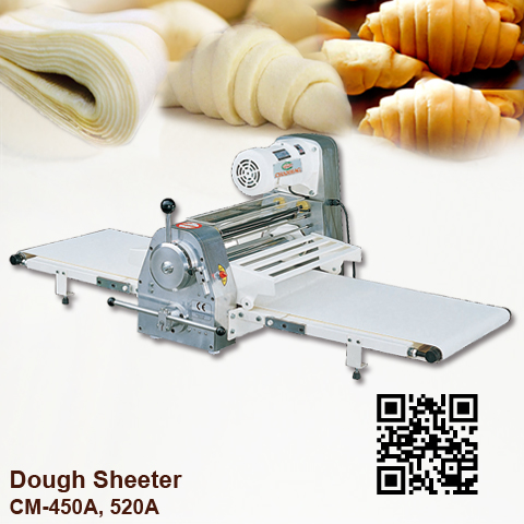 Dough-Sheeter-CM-450A,520A_CHANMAG