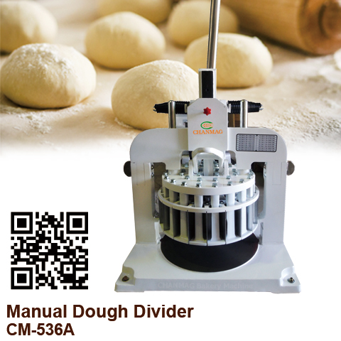Manual Dough Dividing Machine, CM-536A