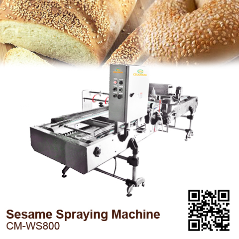 Sesame-Spraying-Machine_CM-WS800_Chanmag-Bakery-Machine_2020