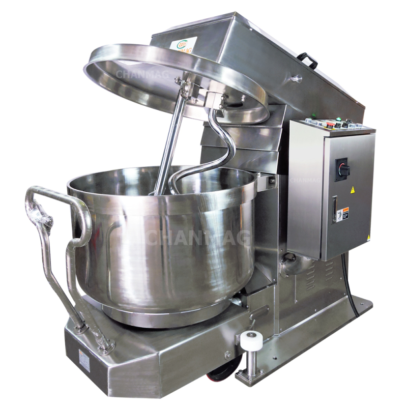 Spiral Mixer removable bowl