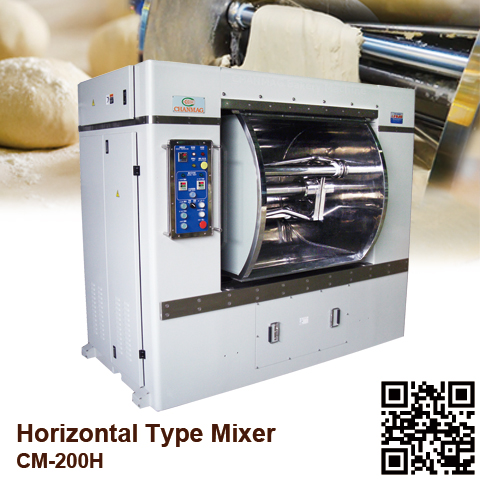 Horizontal-Type-Mixer-CM-200H_CHANMAG-Bakery-Machine