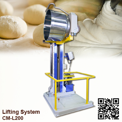 Lifting-System-CM-L200_CHANMAG_Bakery_Machine