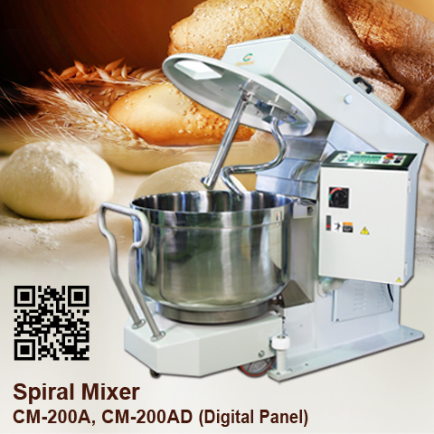 Spiral-Mixer_CM-200A_200AD_Digital-Panel_Removable-Bowl