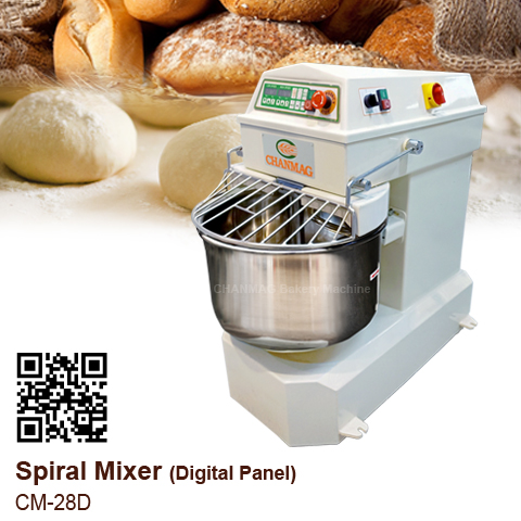 Spiral-Mixer_CM-28D_Digital-Panel_CHANMAG-Bakery-Machine_2020