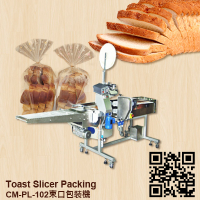 Toast Slicer Packing CM-PL102