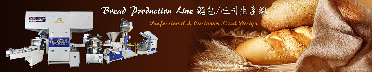 Bread Toast Production Line