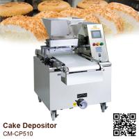 Cake-Depositor_CM-CP510_CHANMAG-Bakery-Machine