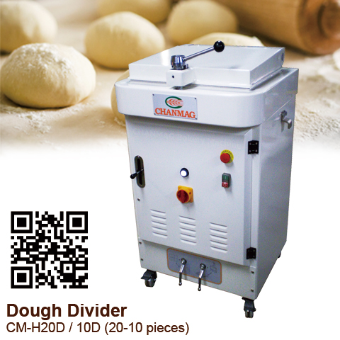 Dough-Divider_Hydraulic_CM-H20D_10D_CHANMAG_