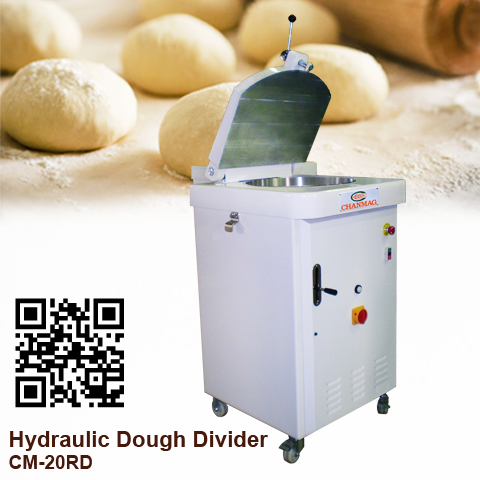 Hydraulic-Dough-Divider-CM-20RD_CHANMAG-Bakery-Machine_2020