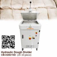 Hydraulic-Dough-Divider-CM-H20D/10D CHANMAG-Bakery-Machine 2021