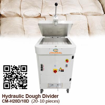 Hydraulic-Dough-Divider-CM-H20D_10D_10 pieces_2021