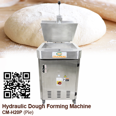Hydraulic-Dough-Forming-Machine-CM-H20P SS material