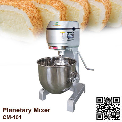 Planetary-Mixer_Belt-Driven-Type_CM-101