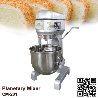 Planetary-Mixer_Belt-Driven-Type_CM-201