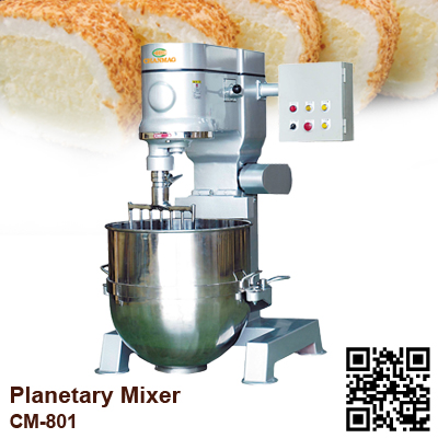 Planetary-Mixer_Belt-Driven-Type_CM-801