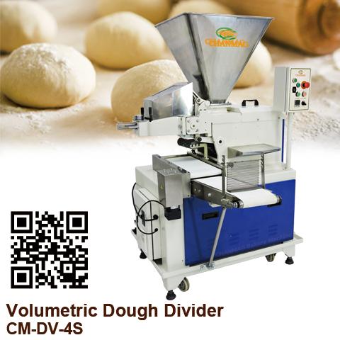 Volumetric-Dough-Divider_CM-DV-4S_CHANMAG