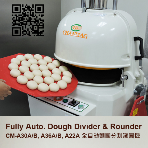 CM-A30A Fully Auto Dough Divider Rounde_Accessories-Plastic moldsr