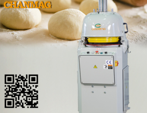 Dough Divider Rounder