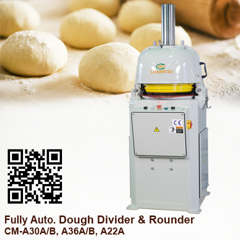 Fully-Auto-Dough-Divider-Rounder_CM-A30A_CHANMAG