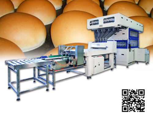 Hamburger Bun Production Line