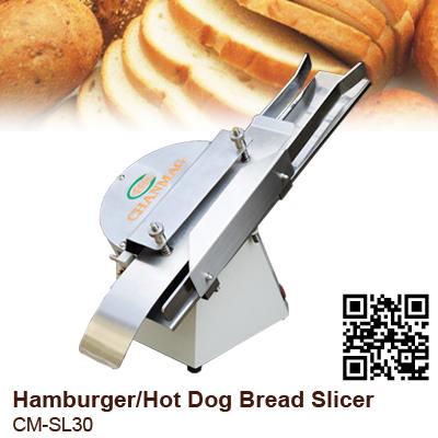 Hamburger_Hot-Dog-Bread-Slicer_CM-SL30_CHANMAG-Bakery-Machine