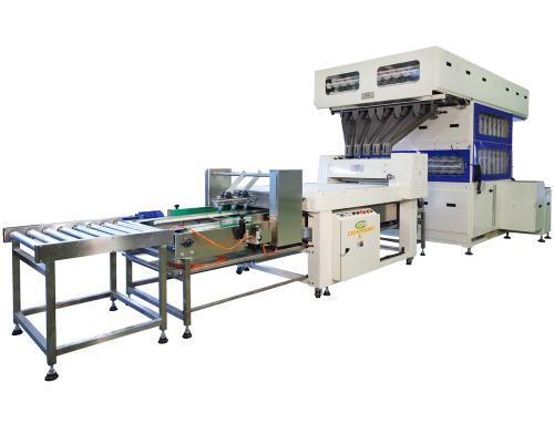 Hamburge Production Line