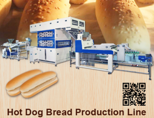 Hot Dog Bread Production Line