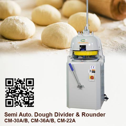 Semi-Auto-Dough-Divider-Rounder_CM-30A_CHANMAG_2020