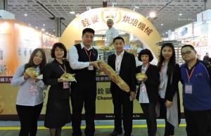 銓麥謝謝您熱情參與TIBS 2016台北國際烘焙設備展