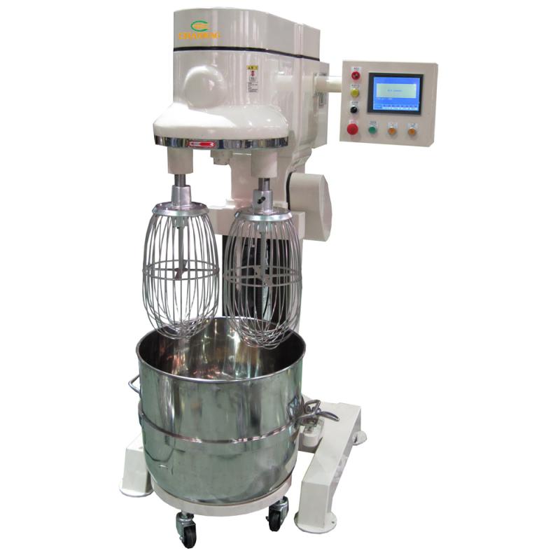 CM-60W 雙球型直立式攪拌機