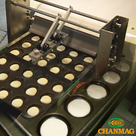 Hamburger-Bun_Dough-Moulder_CHANMAG-Bakery-Machine