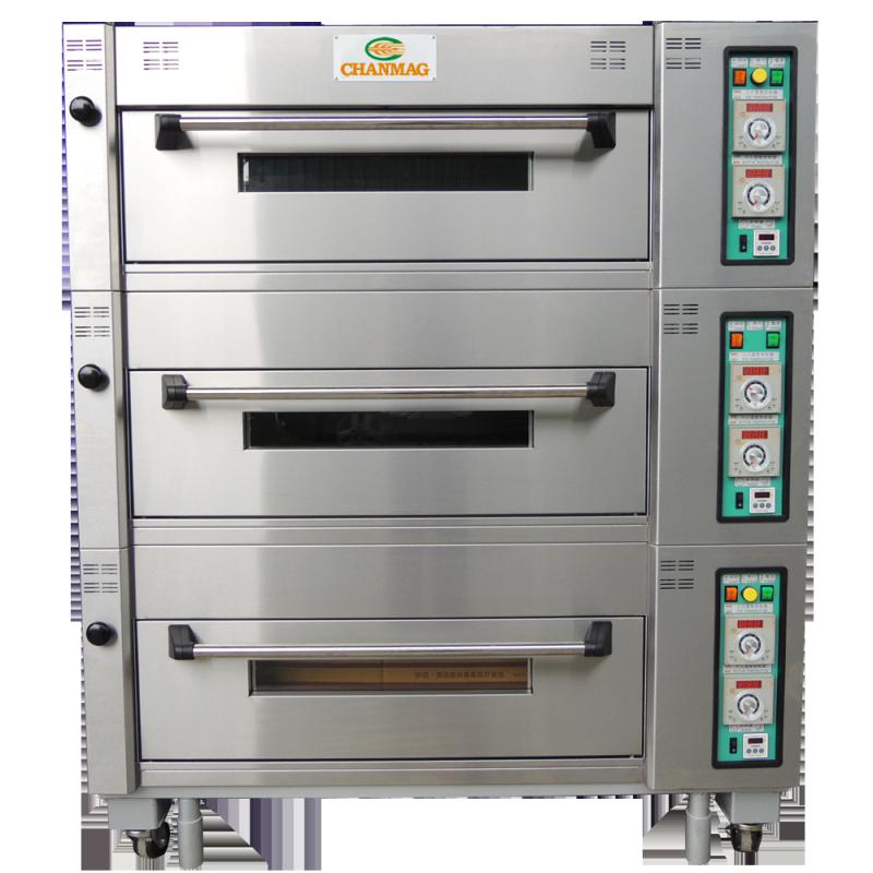 CM-ECD306A_Electric-Deck-Oven