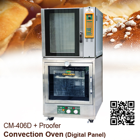 Convertion-Oven_CM-406D+Proofer