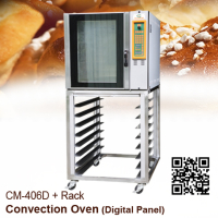 Convertion-Oven_CM-406D+Rack
