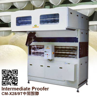 Intermediate-Proofer CM-X28/9T