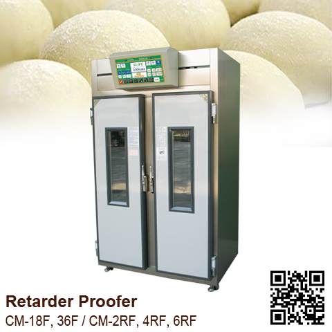 Retarder-Proofer_CM-18F,36F_CM-2RF,4RF,6RF_CHANMAG-Bakery-Machine_2020