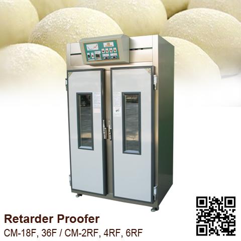 Retarder Proofer_CM-18F,36F_CM-2RF,4RF,6RF_CHANMAG Bakery Machine_2021