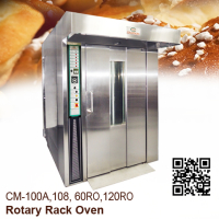 Rotary Rack Oven CM-120RO