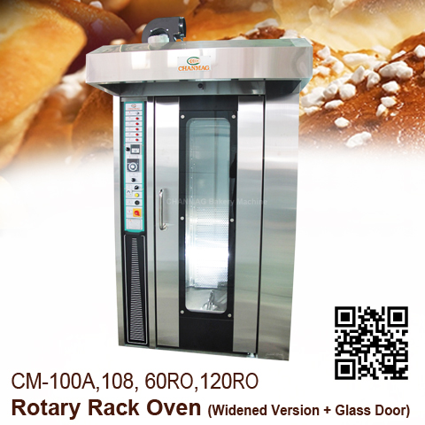 Rotary-Rack-Oven_CM-100A,108,60RO,120RO_Glass-Door_Chanamg_2020