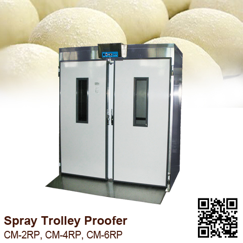 Spray-Trolley-Proofer_CM-2RP,4RP,6RP_CHANMAG-Bakery-Machine_2020