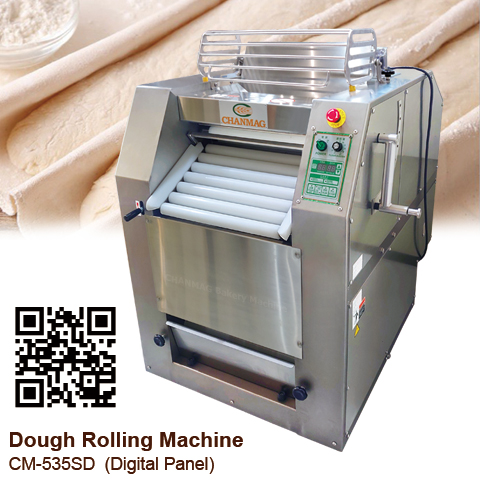 Dough-Rolling-Machine_CM-535SD_Touch-Panel