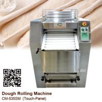 Dough-Rolling-Machine_CM-535SM_Touch-Panel_CHANMAG_2021-1-20