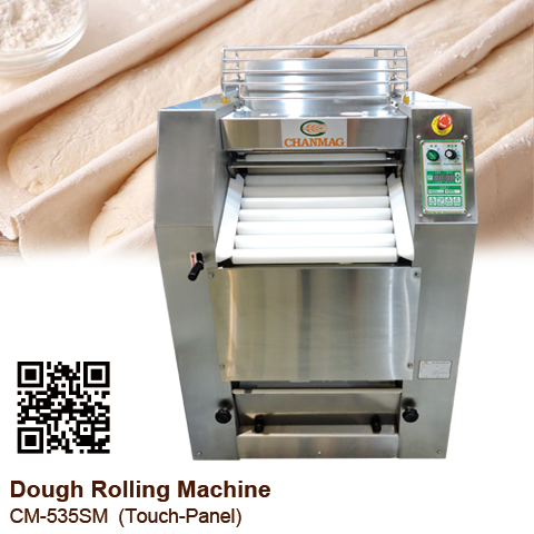 Dough-Rolling-Machine_CM-535SM_Touch-Panel_CHANMAG_2021-1-20