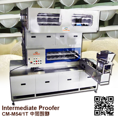 Intermediate Proofer CM-M51/1T