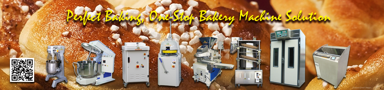 One-Stop Bakery Machine Solution_Perfect Baking