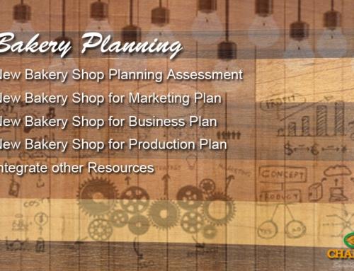 การวางแผนร้านค้า Baking Planning