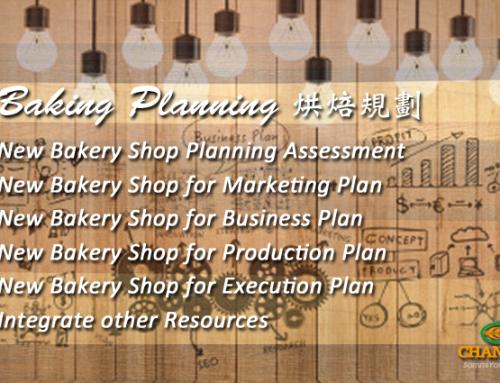 Baking Planning
