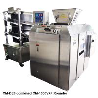 CM-DE6 combined CM-1000VRF Rounder